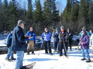 Snowshoe Hike 043
