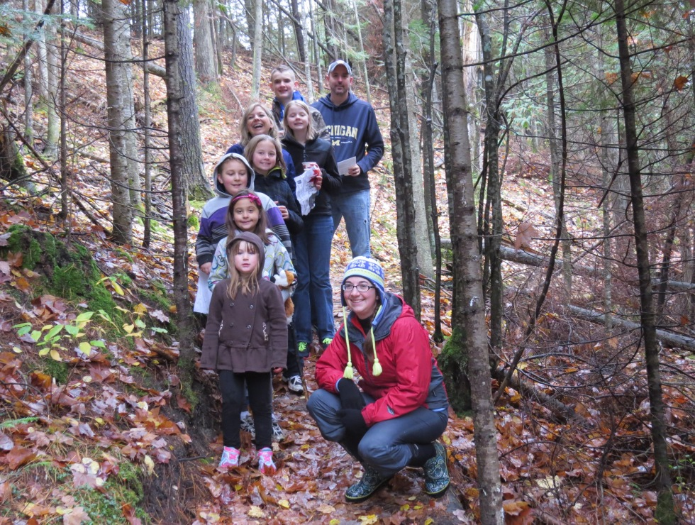 Geocaching Family Event 2014