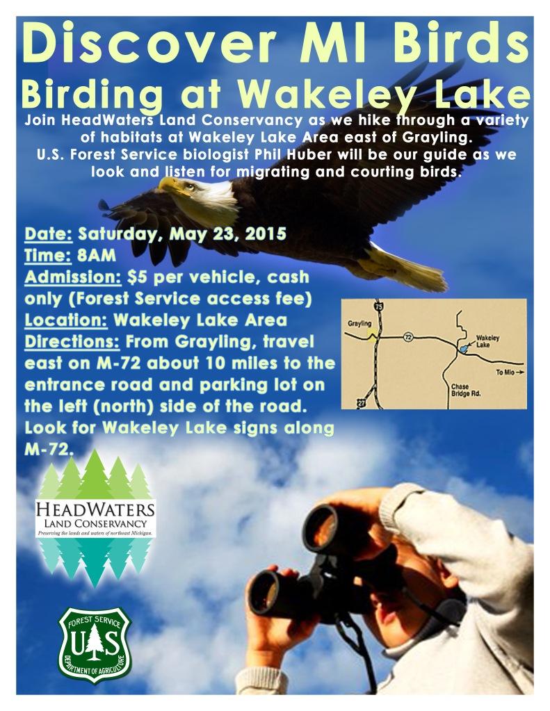 Birding Hike 2015