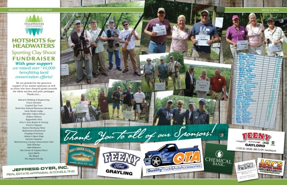 Clay shoot 2014 TY