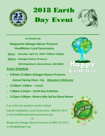 Earth Day 2018 Flyer Final